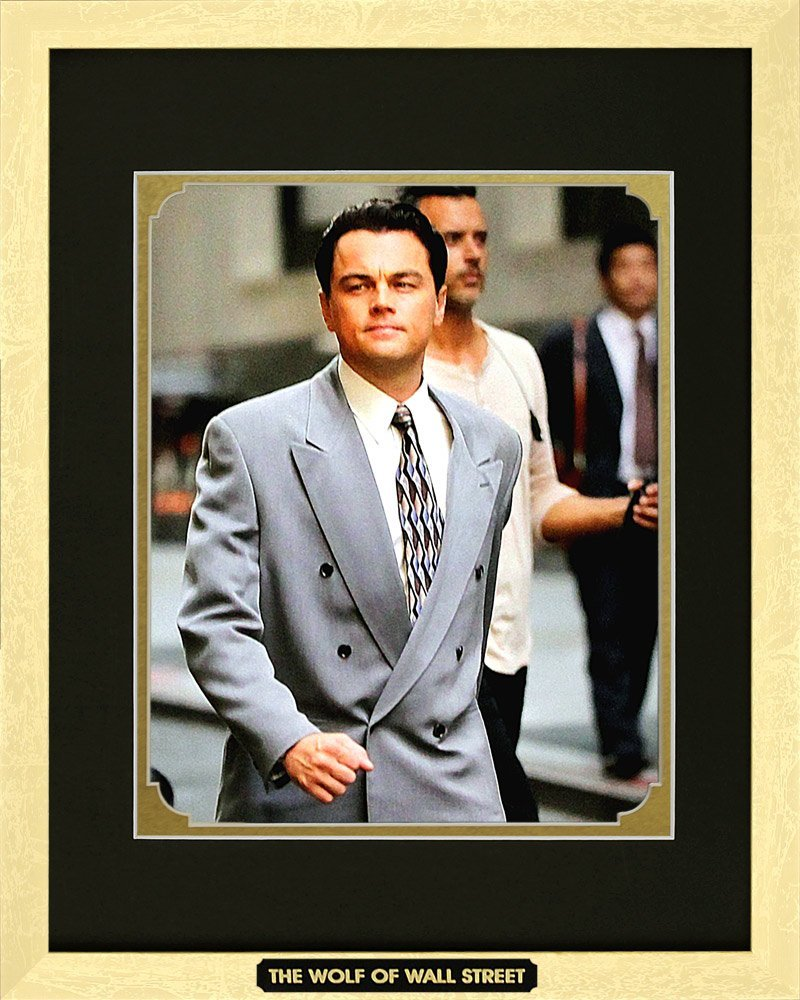 The Wolf Of Wall Street Leonardo DiCaprio As Jordan